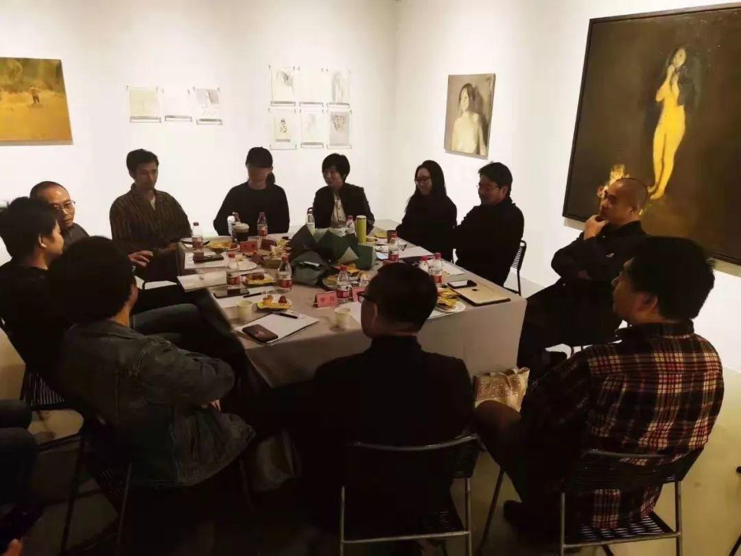 开幕&研讨 | 沉潜•飞翔——柴宁作品展 艺术相关 第3张