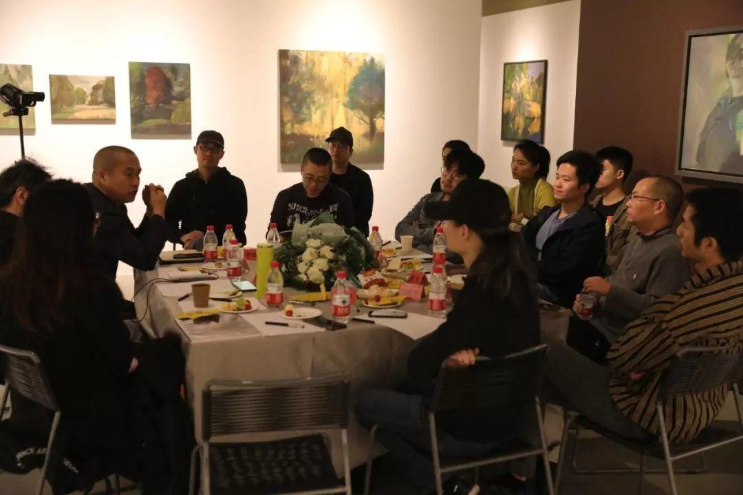 开幕&研讨 | 沉潜•飞翔——柴宁作品展 艺术相关 第4张
