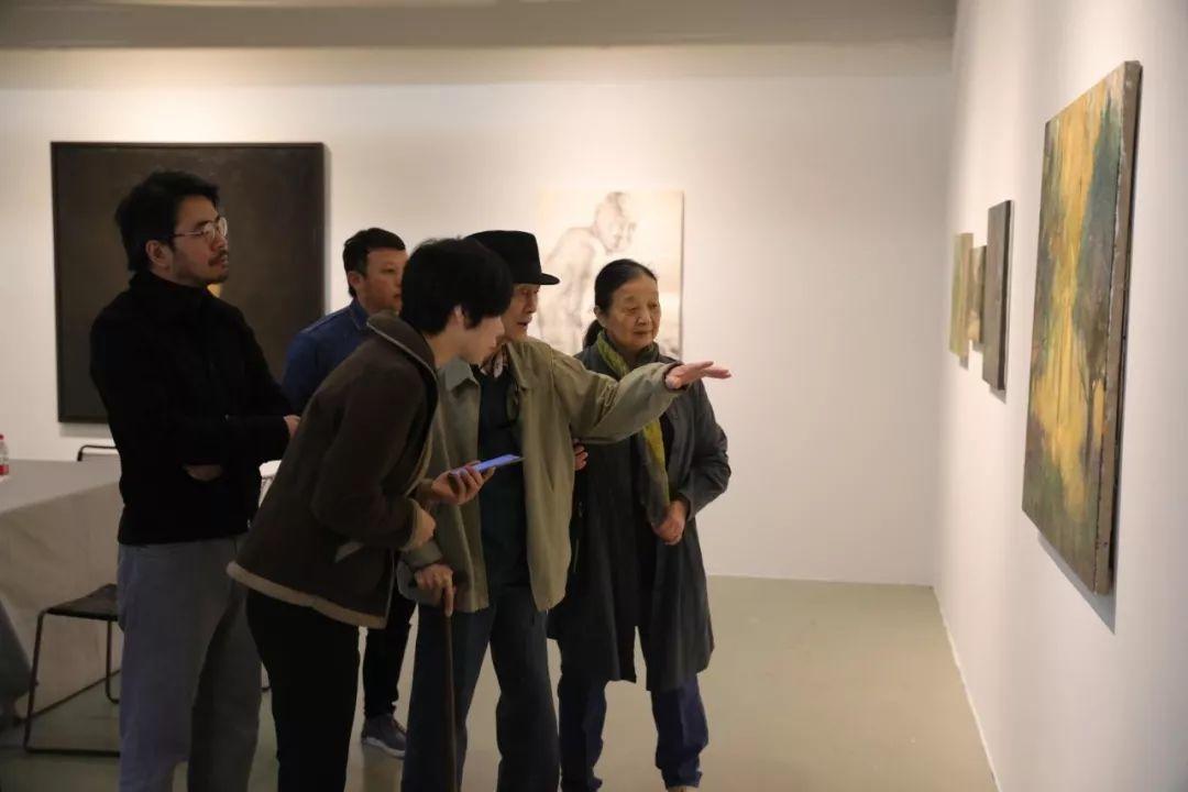 开幕&研讨 | 沉潜•飞翔——柴宁作品展 艺术相关 第7张