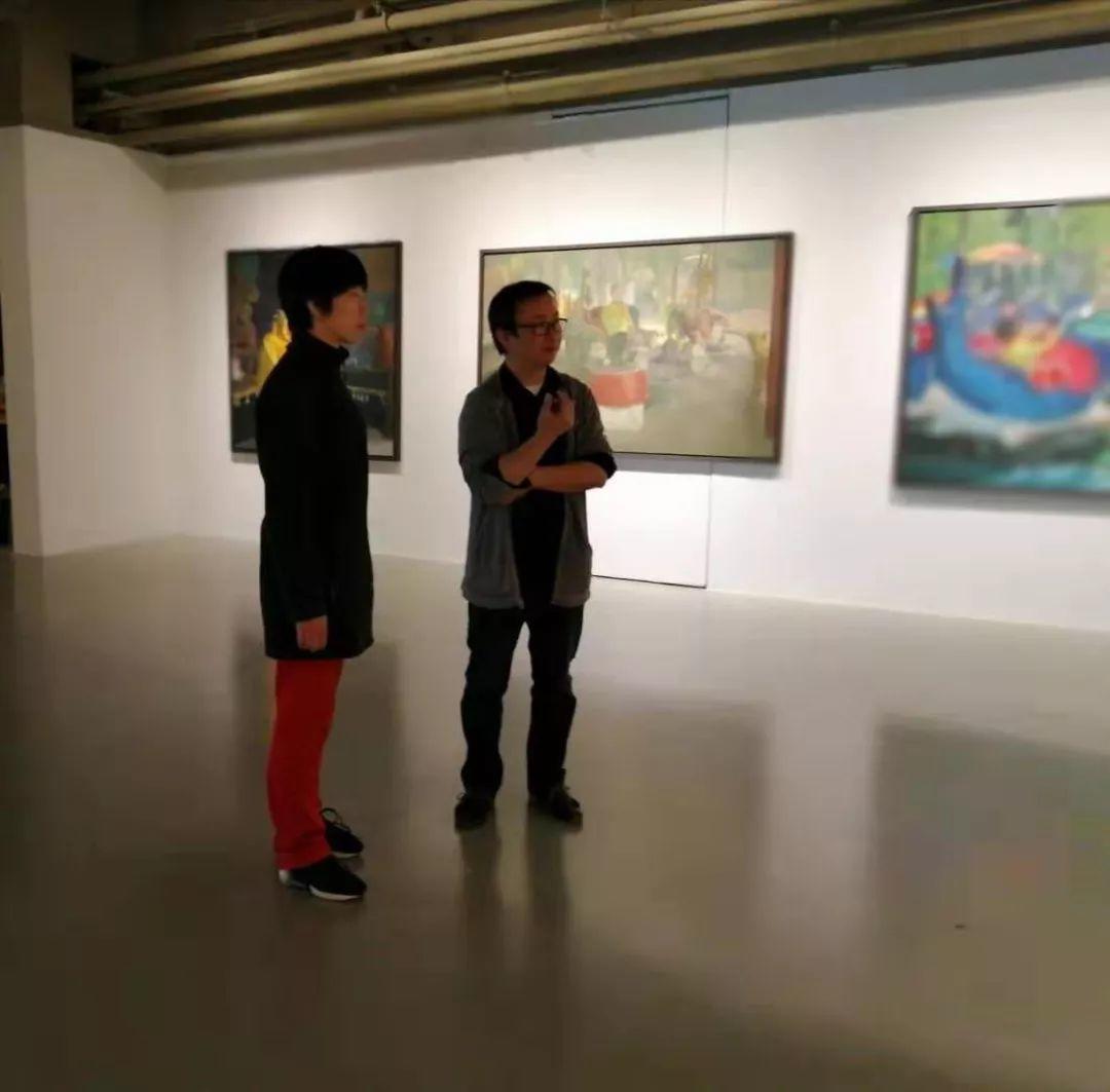 开幕&研讨 | 沉潜•飞翔——柴宁作品展 艺术相关 第9张