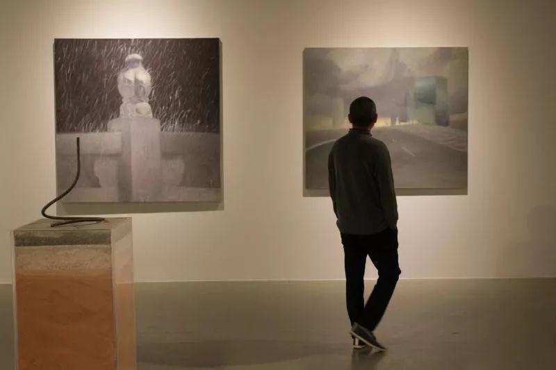 开幕&研讨 | 沉潜•飞翔——柴宁作品展 艺术相关 第14张